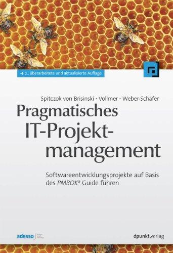 Pragmatisches IT-Projektmanagement: Softwareentwicklungsprojekte auf Basis des PMBOK® Guide führen