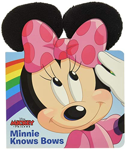Minnie Knows Bows (Ears Books)