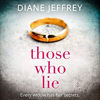Those Who Lie audiobook cover art
