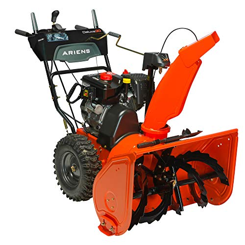 Read About Ariens 921024 Deluxe 24 254cc 24-Inch Two-Stage Electric Start Gas Snow Blower