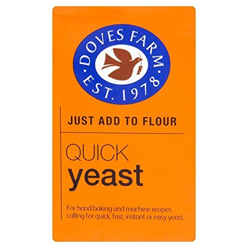 Doves Farm Quick Yeast 0.28lbs - 125g Fashion Phoenix Mall