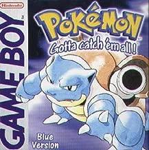 Best pokemon blue version online game Reviews