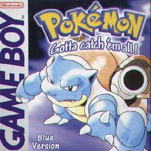 pokemon blue gameboy advance - 2