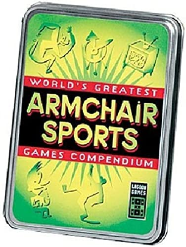 Armchair Sports - Worlds Greatest Games Compedium Games by Lagoon
