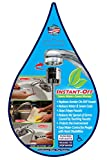 INSTANT-OFF Home 350 CFlow Automatic Shut Off for Bathrooms & Kitchens with Continuous Water Flow feature. Stops wasted water, Stops Drippy Faucets, reduces spread of germs. 3.5' control rod, …