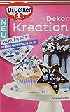 Dekor Kreation Blauer Mix