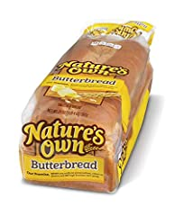 No artificial preservatives, colors or flavors No high fructose corn syrup 0 grams of trans fat Low fat Two loaves - eat one now, freeze one for later!