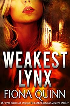 Book cover image for Weakest Lynx (The Lynx Series Book 1)