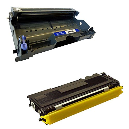 Bramacartuchos - TAMBOR compatible DR2000 + CARTUCHO compatible TN2000 PARA IMPRESORAS BROTHER DCP 7010L, DCP 7010, DCP 7020, DCP 7025, Fax 2820, Fax 2825, Fax 2910, Fax 2920, HL2020, HL2030, HL2040, HL2050, HL2070N, HL2070, MFC 7225n, MFC 7420