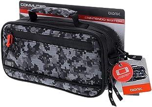 Bolsa com alça Bionik para Nintendo Switch BNK-9030 Cinza