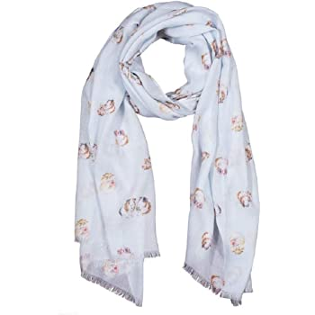/'Glamour Puss/' Cat Scarf Wrendale Designs