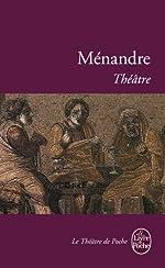 Théâtre de Ménandre