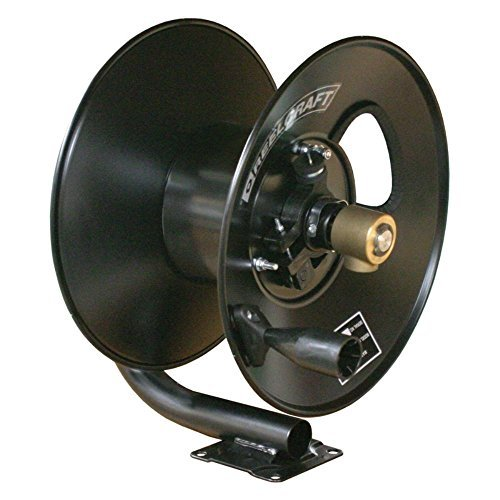 Reelcraft CT Series Hand Crank Air/Water Hose Reel by Reelcraft