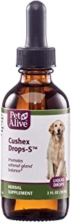 PetAlive Complete Cushex ComboPack for Adrenal Gland Balance, Cushing's Related Support and Symptom Relief