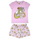 Cerdá Poopsie Slime Surprise | Pijama Unicornio Niña de Color Rosa Juego, 6 años para Niñas