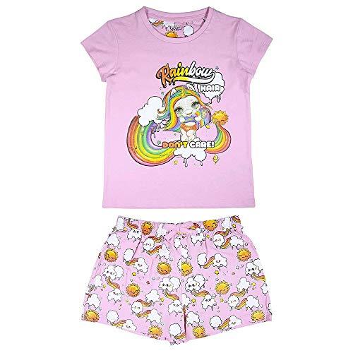 Cerdá Poopsie Slime Surprise | Pijama Unicornio Niña de Color Rosa Juego, 5 años para Niñas