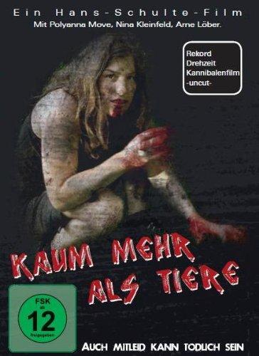 """Preisvergleich Produktbild DVD """"Kaum mehr als Tiere"""""""
