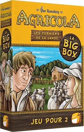 Agricola Big Box - Asmodee - Jeu de société - Jeu de stratég