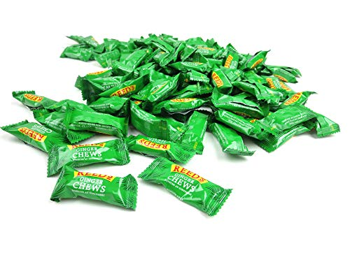 Reed's Ginger Candy Chews - 2lb Bag by Reed's Inc