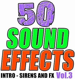 Air Horn Vuvuzella Tools for Dj's (Sound effects Gun FX Soundtrack Siren dj hip hop radio movie)