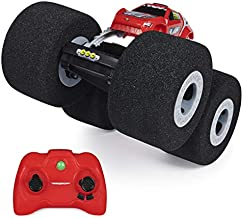 Air Hogs Super Soft, Stunt Shot Indoor Remote Control Stunt Vehicle with Soft Wheels, for Kids Aged 5 and up