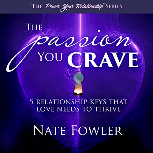 The Passion You Crave audiobook cover art
