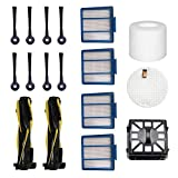 SOWOSALL Replacement Parts for Shark IQ R101AE (RV1001AE) IQ R101 (RV1001) Robot Vacuum Cleaner Accessories...