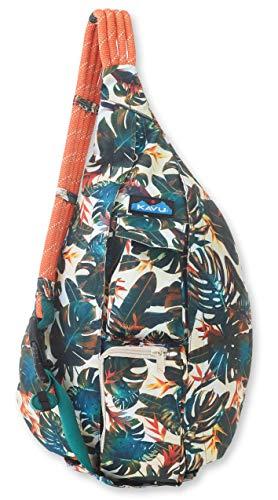 KAVU Rope Sling Bag, Unisex-Erwachsene, Insel Baldachin, One Size