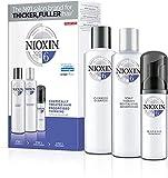 NIOXIN - Trial Kit de 3 Pasos - Tratamiento para Cabello Tratado con Químicos muy Debilitado y Pérdida de Densidad (Champú 150 ml - Acondicionador 150 ml - Tratamiento 50 ml) - Sistema 6