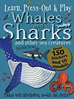 Whales and Sharks (Learn Press-Out & Play)