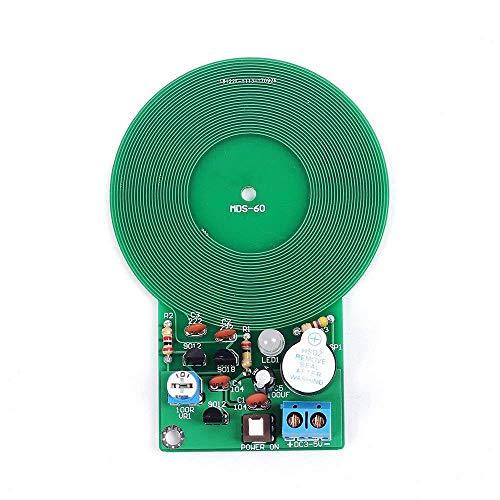 TOOGOO Icstation Detector de Metales Simple Inferior A 60 Mm