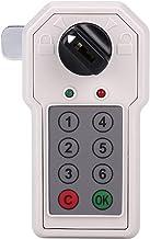 FTVOGUE 6-cijferig combinatieslot comfortabel Cam wachtwoord veiligheidsslot voor kast (met een sleutel, verzonden zonder ...