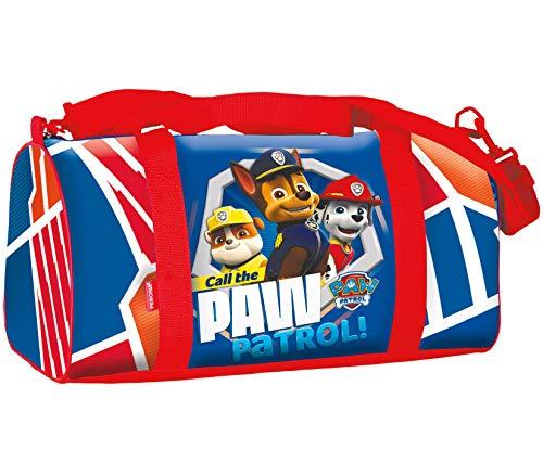 Montichelvo Paw Patrol Adventure - Bolsa de Deporte, Viaje (Perona 55199), multicolor (multicolour)