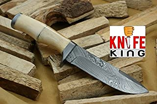 Best damascus hunting knife Reviews