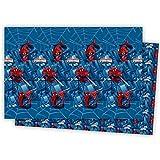 MODA HOGAR Colcha Spiderman 180X260 CM