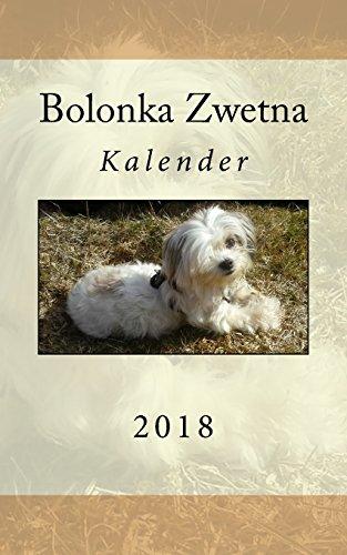 Bolonka Zwetna Kalender 2018: Terminplaner mit keltischen Feiertagen und Mondstand