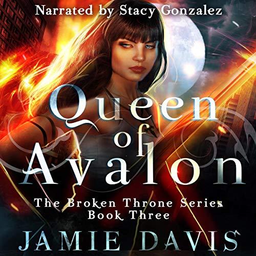 Couverture de Queen of Avalon