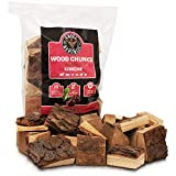 Grill Republic Smoker Chips Ciliegia per un aroma di fumo intenso, trucioli di legno, trucioli di...