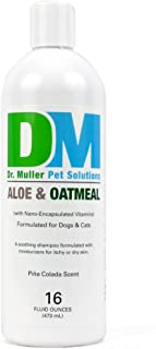 Dr. Muller Aloe & Oatmeal Shampoo for Dogs & Cats