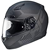 HJC CL-17 Mission Full-Face Motorcycle Helmet (MC-5F, XX-Large)