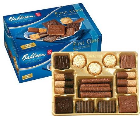 1x Bahlsen-Gebäck FIRST CLASS - Kekse, Süßigkeiten