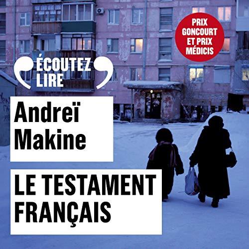 Le testament français cover art