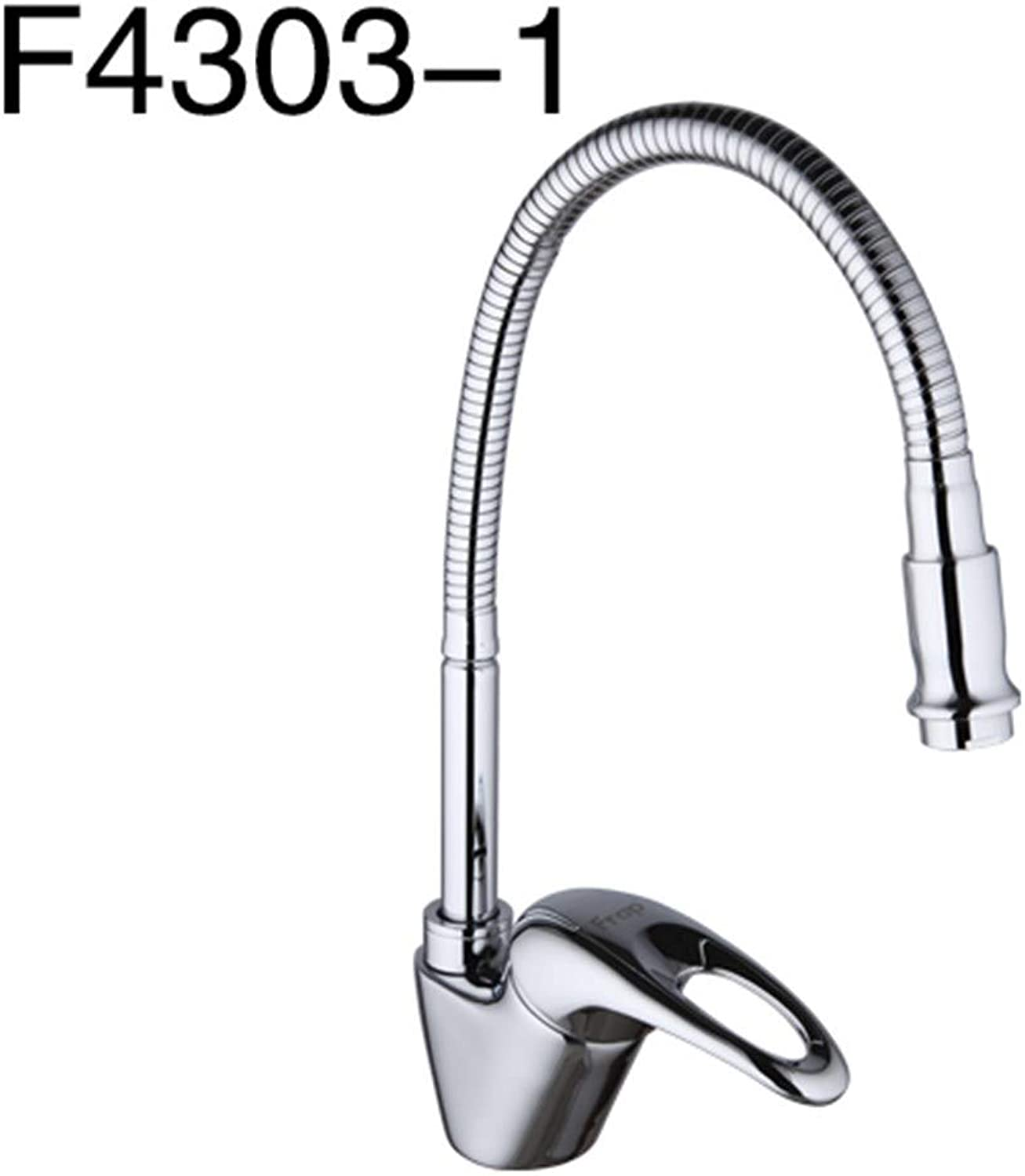 Joeyhome 1set Brass Kitchen Sink Faucet Mixer Cold and Hot Tap Single Hole Water Tap Mixer Kitchen Mixer torneira cozinha F4303,f4303-1