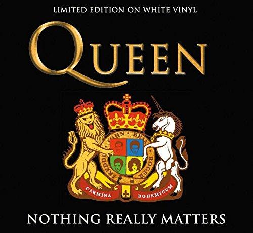 Nothing Really Matters (Vinyl White Limited Edt.) Vinilo