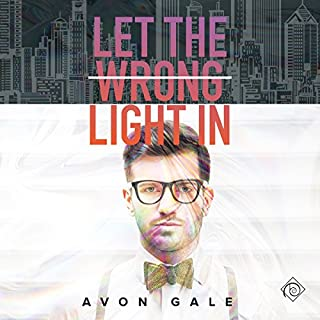 Let the Wrong Light In audiobook cover art