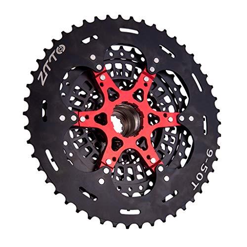 AOIXBCUROC MTB 12-Gang-Kassette, XD-Kassette, Mountainbike-Schwungrad, 12 Gänge, 9-50T Schwungräder