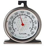 "Best Oven Thermometers - Taylor Precision Products Large Dial Oven Thermometer, 2.5"" Review"