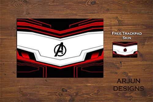 Arjun Designs Avengers Laptop Skins for 15.6