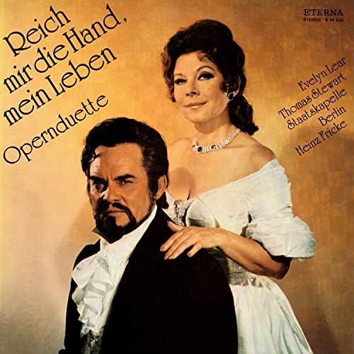 Staatskapelle Berlin, Evelyn Lear, Thomas Stewart & Heinz Fricke