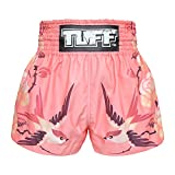 Tuff Muay Thai Shorts TUF-MS618-PNK-S